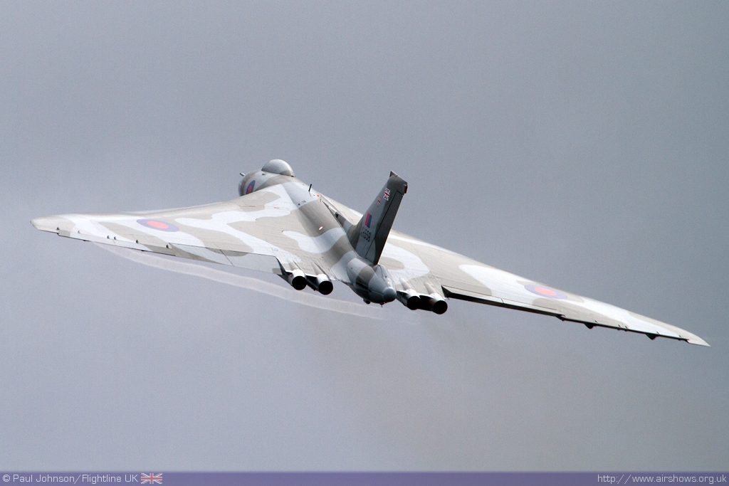 AIRSHOW NEWS: Farewell display for Vulcan at Wings & Wheels