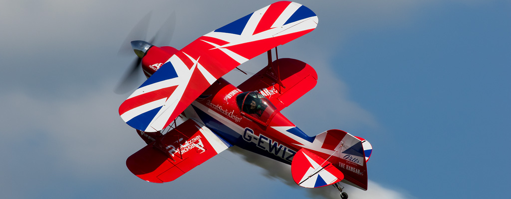 Shuttleworth LAA Party in the Park Airshow - Image © Paul Johnson/Flightline UK