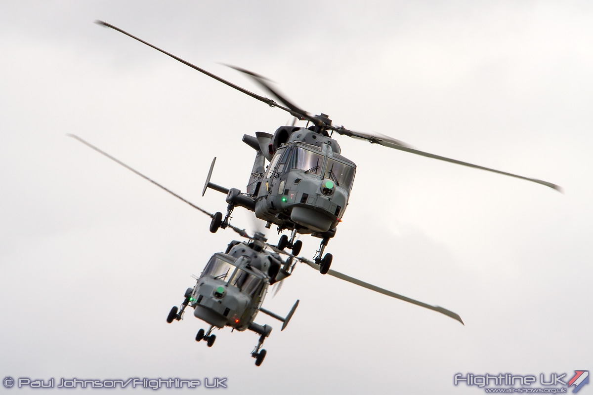 AIRSHOW NEWS: Royal Navy Black Cats confirmed for Wings & Wheels