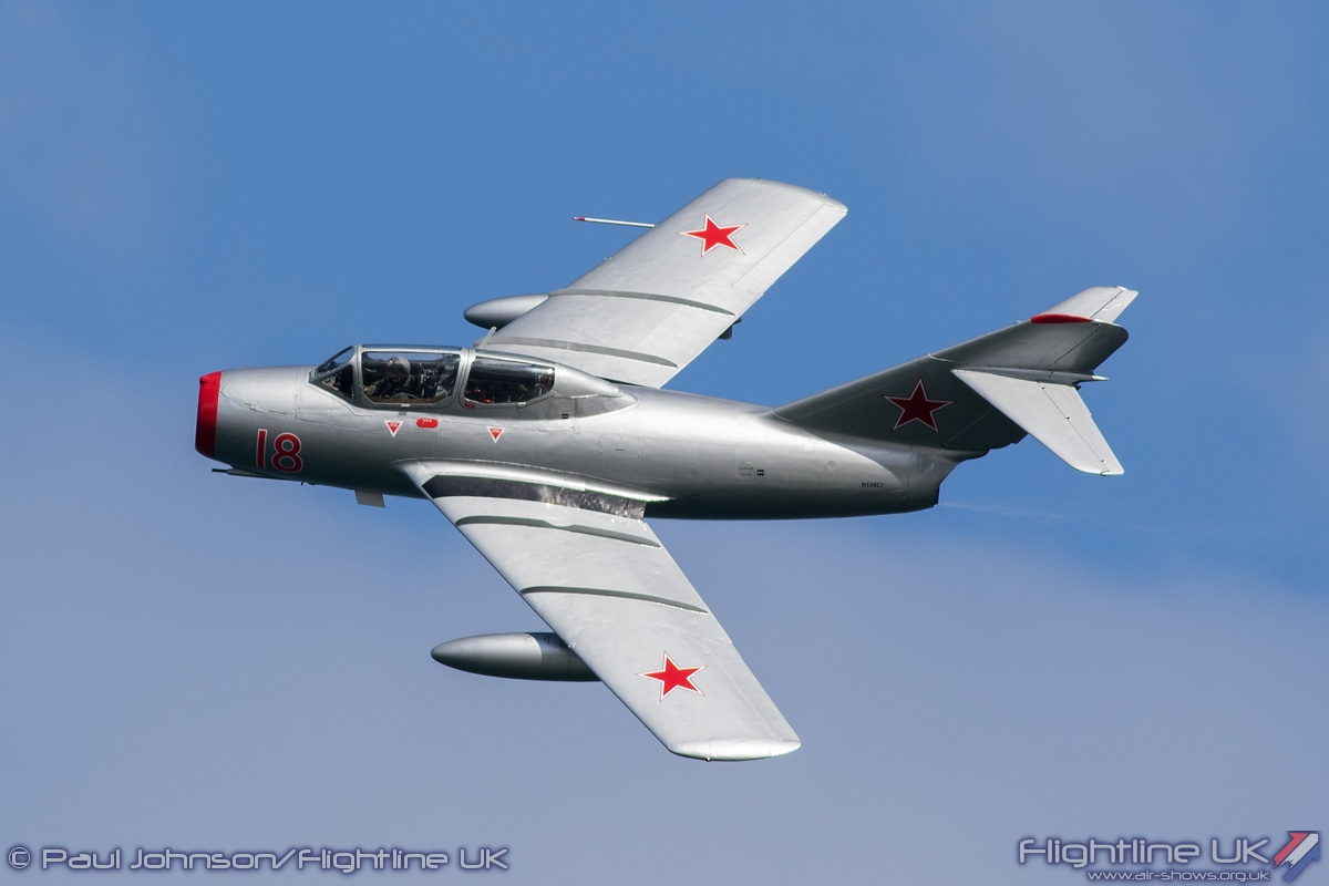 AIRSHOW NEWS: Cold War Classic Jet at Wings & Wheels