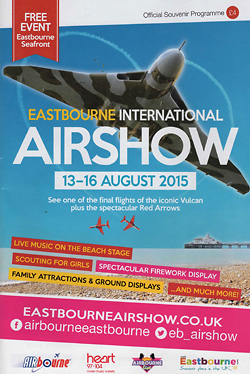 Airbourne, Eastbourne International Airshow