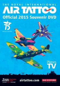 Royal International Air Tattoo 2015 DVD Cover