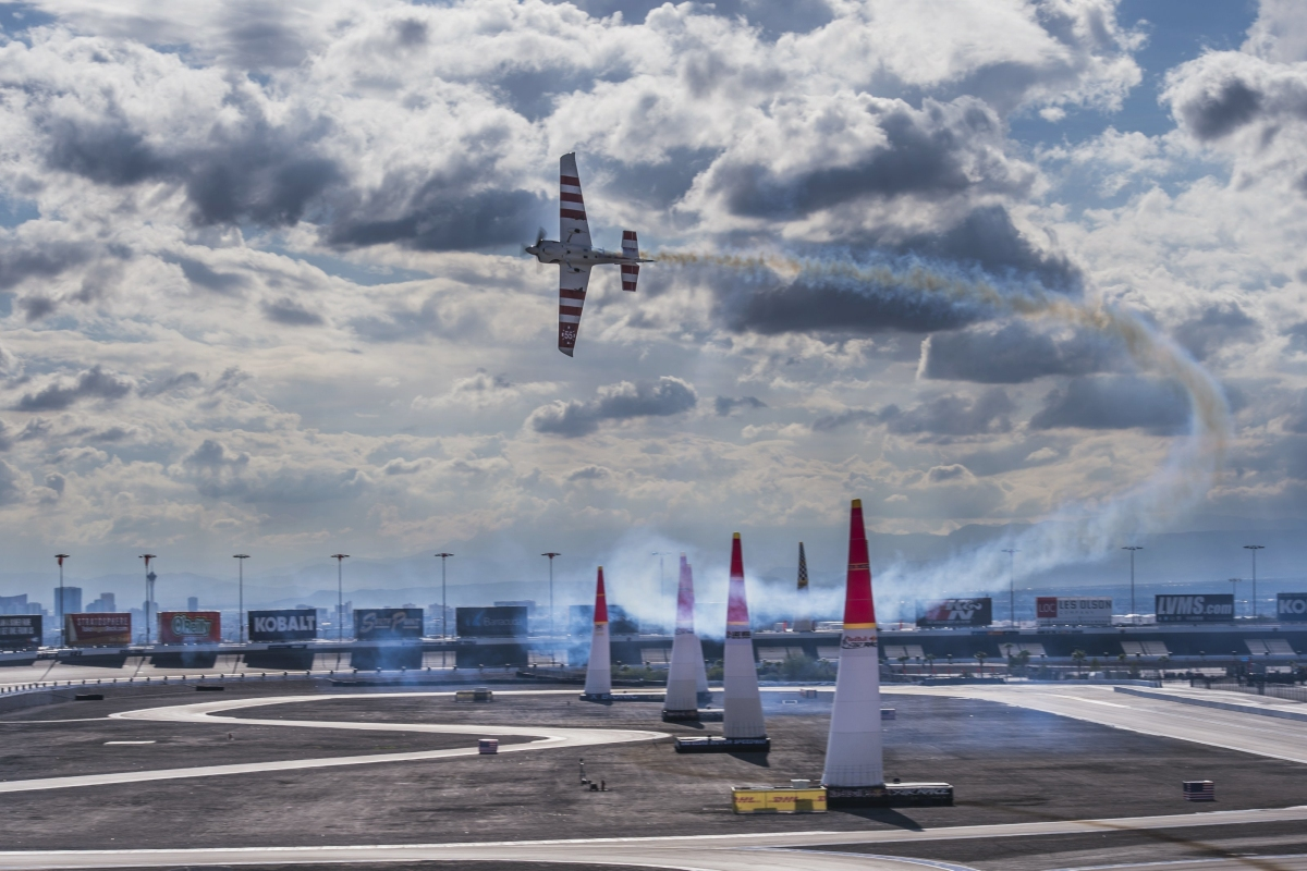 RED BULL AIR RACE: Bonhomme finishes solid third in Red Bull Air Race Qualifying, Lamb to face Muroya