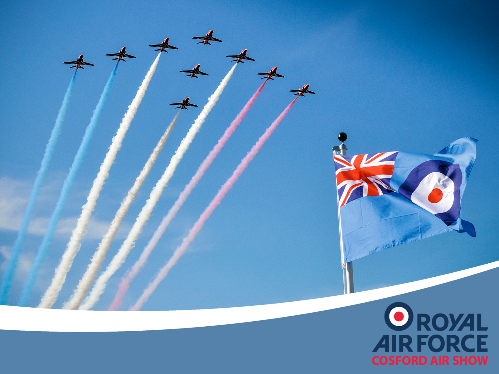 AIRSHOW NEWS: Tickets now on sale for Award Winning RAF Cosford Air Show