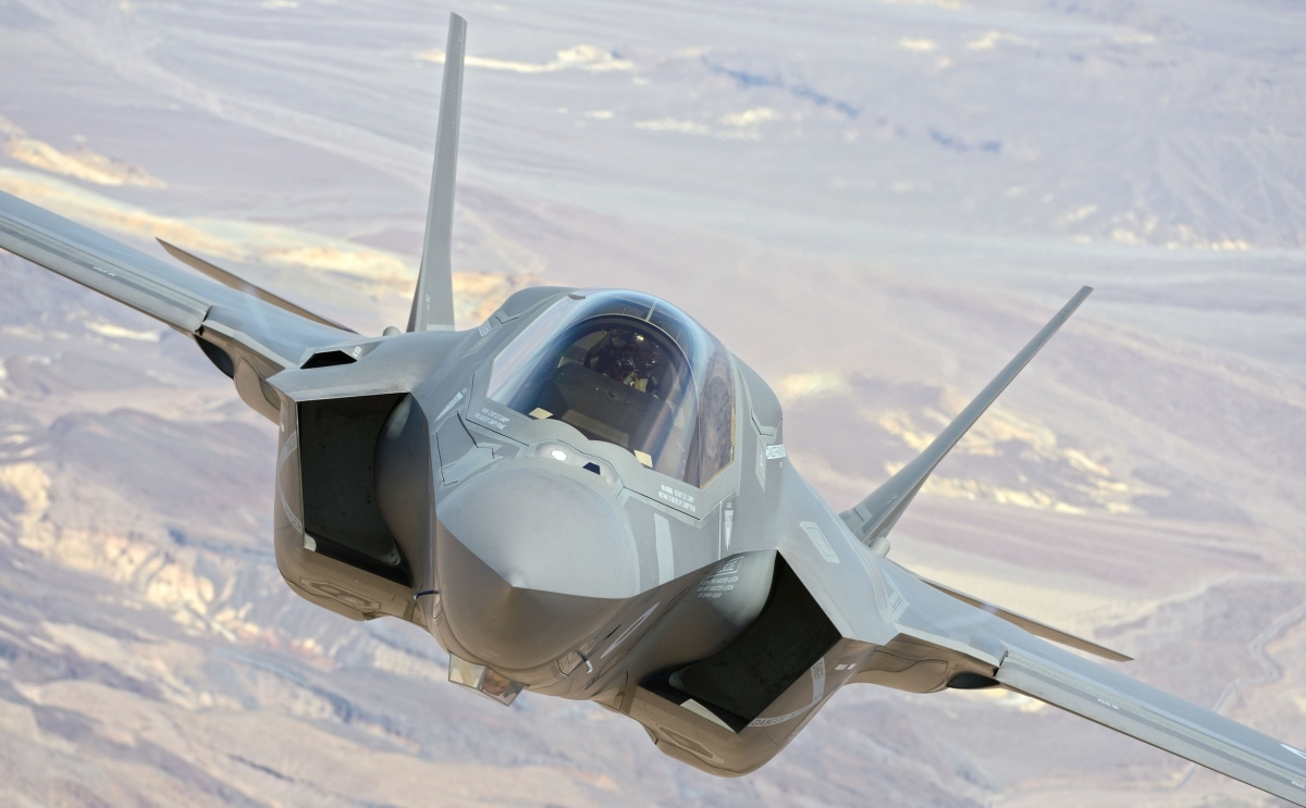AIRSHOW NEWS: Air Tattoo prepares for F-35 debut