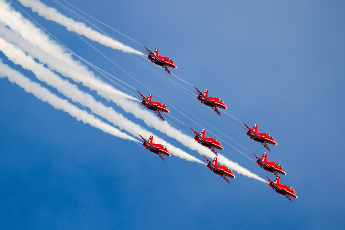 AIRSHOW NEWS: RAF Triple Bill at Air Day