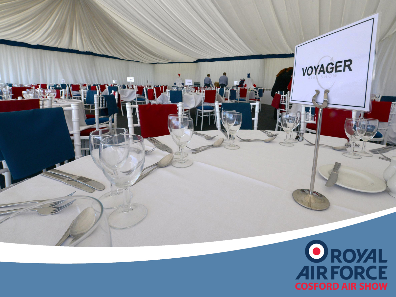 AIRSHOW NEWS: RAF Cosford Air Show hospitality makes perfect present for Fathers Day