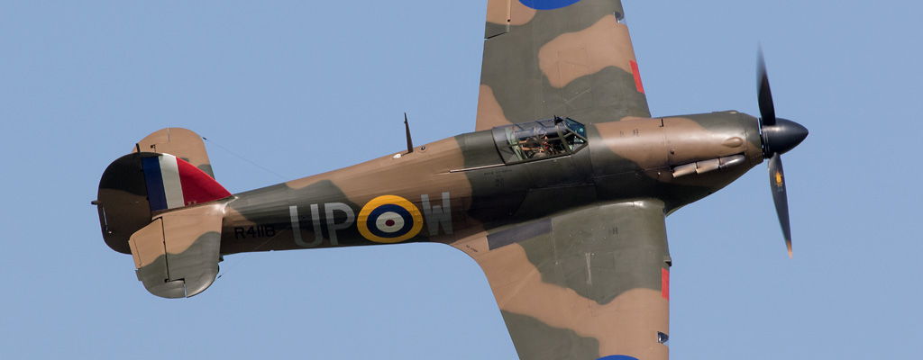 REVIEW: Shuttleworth Season Premiere Airshow