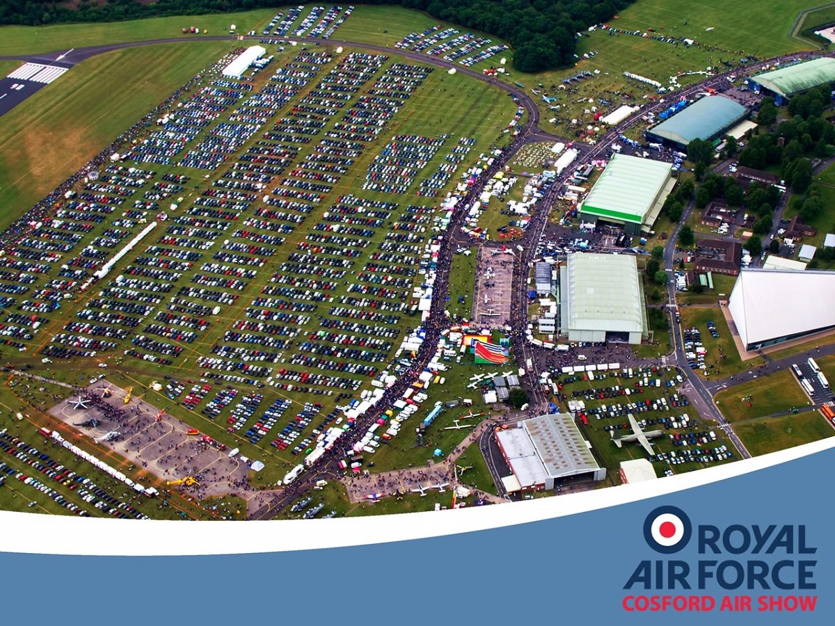 RAF Cosford Air Show - Image Peter Reoch
