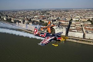 Dolderer wins historic 70th Red Bull Air Race in Budapest thriller
