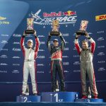 RED BULL AIR RACE: Australia's Matt Hall claims critical Air Racing win at Ascot