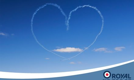 AIRSHOW NEWS: Love is in the air at RAF Cosford Air Show