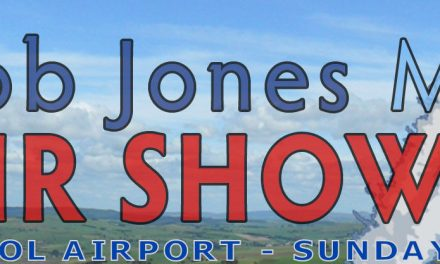 AIRSHOW NEWS: Welshpool Airshow – a date for your diary!