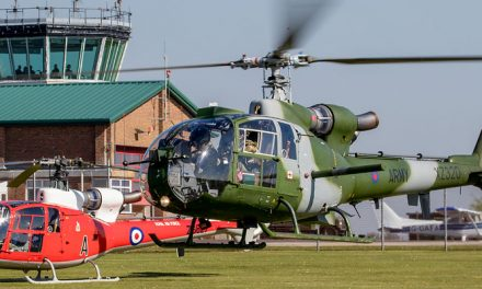 REVIEW: Gazelle 50th Commemorative Fly-in, Middle Wallop