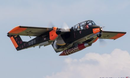 AIRSHOW NEWS: Bronco Demo Team join Welshpool Airshow line-up