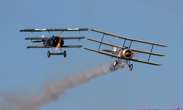 AIRSHOW NEWS: First display booked for Clacton Airshow 2018