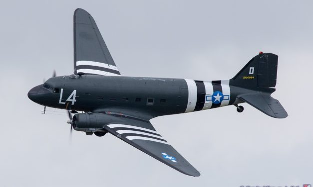 AIRSHOW NEWS: Mass flight display recreating D-Day mission to lead Imperial War Museums' unprecedented 75th anniversary programme