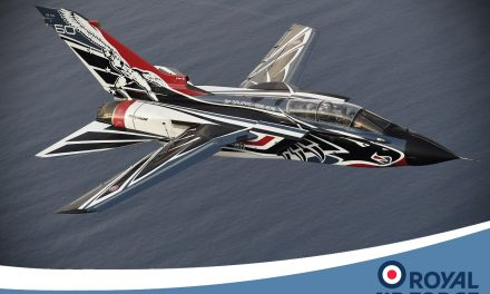 AIRSHOW NEWS: Italians to whip up a storm at RAF Cosford Air Show