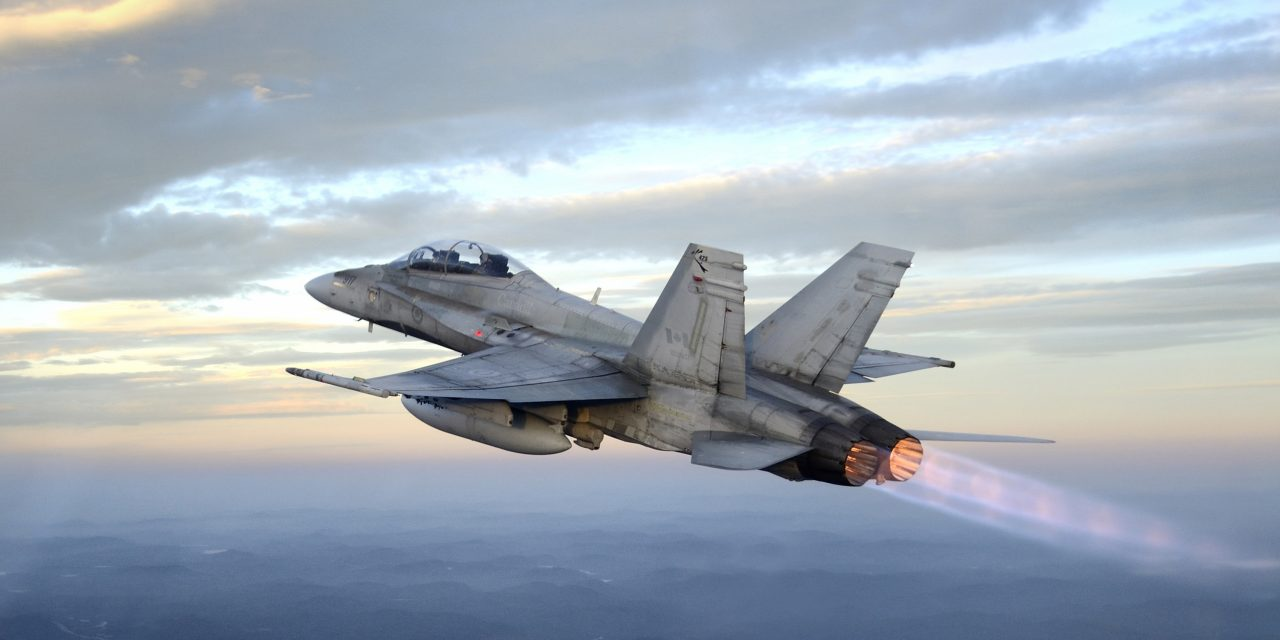 AIRSHOW NEWS: Canadians return to Lincolnshire skies at Scampton Airshow