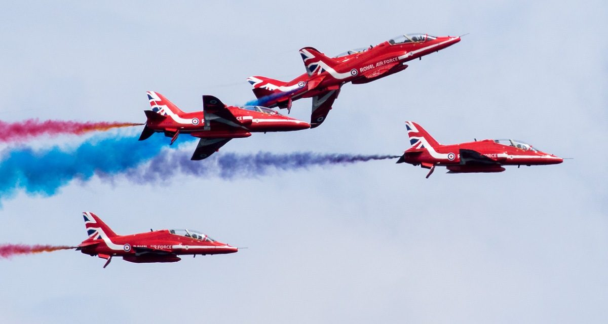 AIRSHOW NEWS: Royal Air Force aircraft confirmed for Torbay Airshow