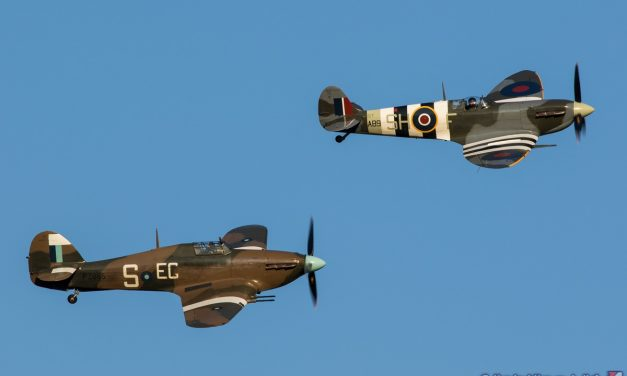 AIRSHOW NEWS: Fun events for all the family at Headcorn Aerodrome