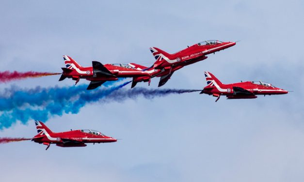 REVIEW: Torbay Airshow 2017