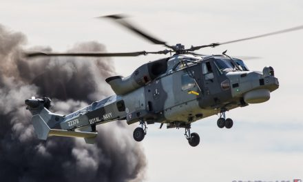 AIRSHOW NEWS: RNAS Yeovilton's resident forces join Air Day line-up