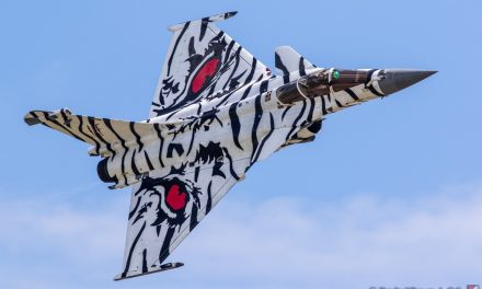 FEATURE: RNAS Yeovilton International Air Day 2018 Press Launch