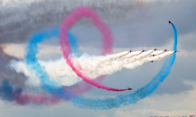 AIRSHOW NEWS: Celebrating 100 years of the RAF at Air Waves Portrush