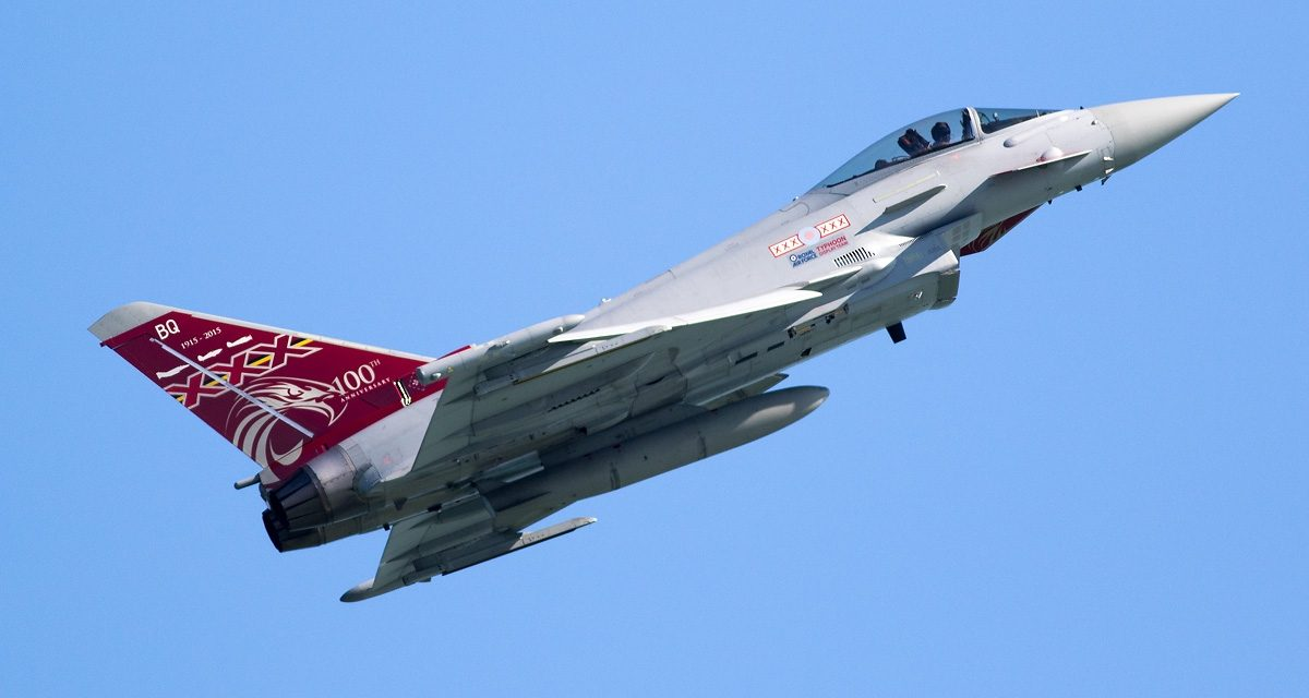PREVIEW: 30th Sunderland International Airshow