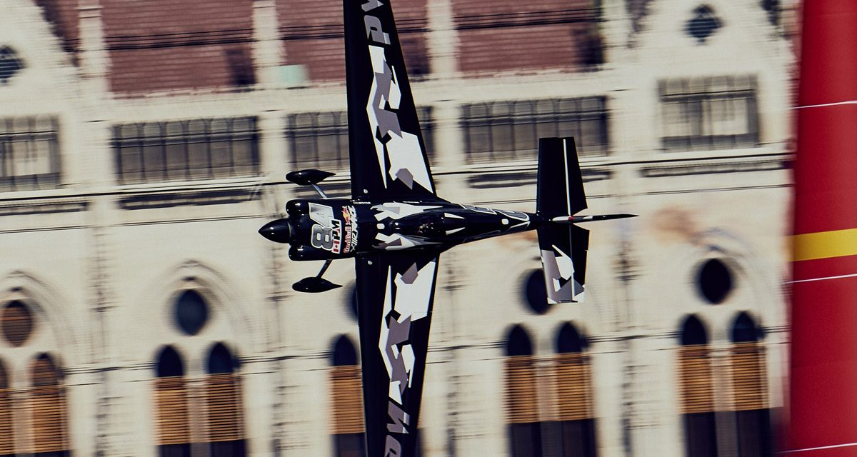 RED BULL AIR RACE: McLeod earns back-to-back pole position at Budapest