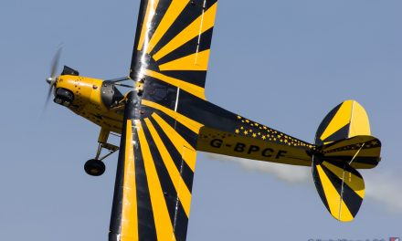 AIRSHOW NEWS: CAA Scheme of Charges 2018/19 introduces reduced charges for small air displays and concessions for newly qualified display pilots
