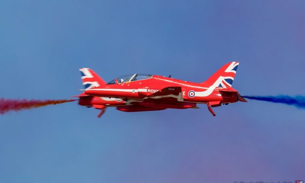AIRSHOW NEWS: Air Waves Portrush Cleared for Take-off!