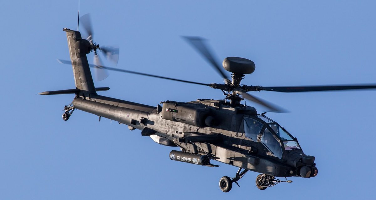 AIRSHOW NEWS: No Army Air Corps Apache Displays in 2018