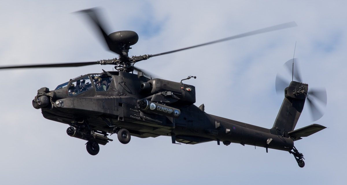 AIRSHOW NEWS: British Army Attack Helicopter Display Team Schedule 2019