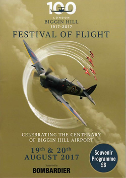 Biggin Hill Festival of Flight