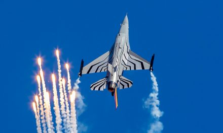 REVIEW: Airbourne, Eastbourne International Airshow