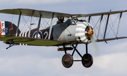 REVIEW: Shuttleworth Collection Edwardian Pageant
