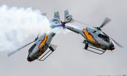 AIRSHOW NEWS: Spanish Air Force Patrulla ASPA Display Dates 2019