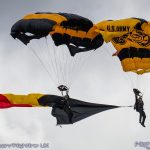 AIRSHOW NEWS: US Army Golden Knights Parachute Team Display Dates 2019