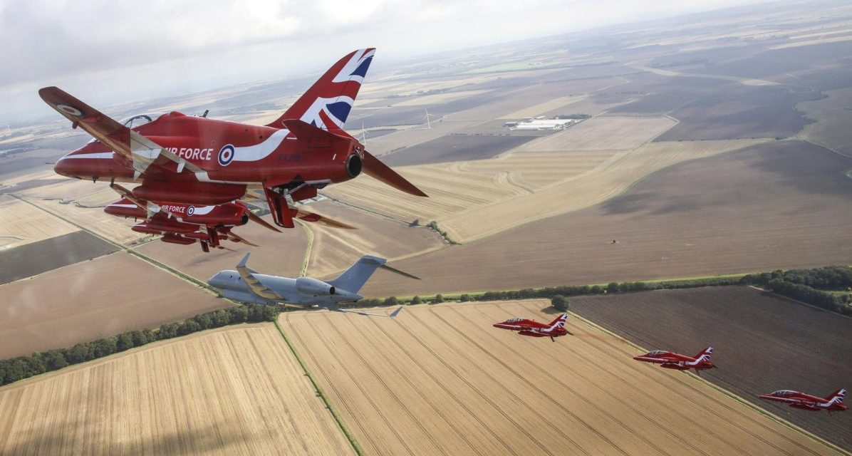 "AIRSHOW NEWS: New Scampton Airshow ""a huge success"""