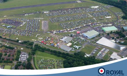 AIRSHOW NEWS: Spectacular Tribute to celebrate RAF Centenary planned at RAF Cosford Air Show 2018