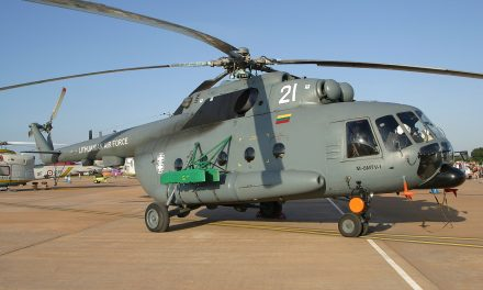 AIRSHOW NEWS: Air Day debut for Lithuanian Air Force
