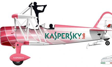 AIRSHOW NEWS: Kaspersky Lab to sponsor 46 Aviation SA
