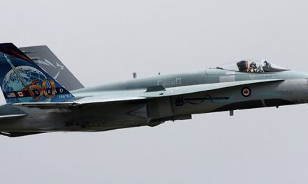 AIRSHOW NEWS: RCAF announces pilot, theme and UK dates for CF-18 Demo Team