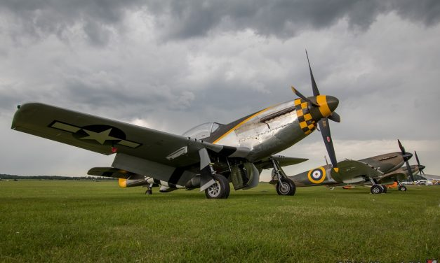 AIRSHOW NEWS: IWM Duxford announces 2018 air show season with fabulous flying and commemoration of the RAF Centenary