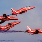 AIRSHOW NEWS: RAF Red Arrows Display Dates 2018 and Squadron Leader Mike Ling re-joins the team