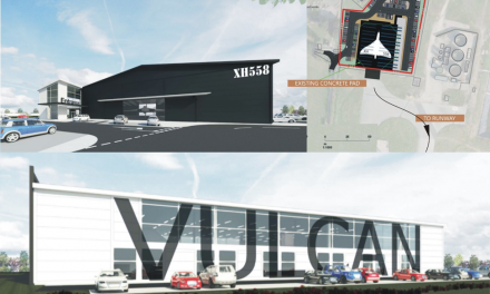 NEWS: Planning permission secured for New Vulcan Hangar development at Doncaster Sheffield Airport
