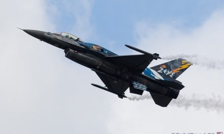 "AIRSHOW NEWS: Hellenic Air Force F-16C Fighting Falcon ""Zeus"" Demo Team schedule 2018"