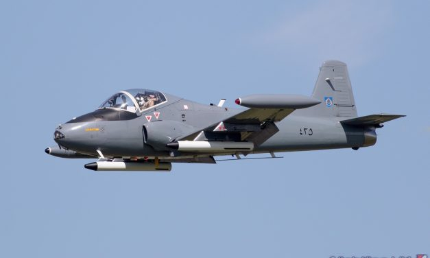 AIRSHOW NEWS: Straight wing ex-military jet aircraft cleared to conduct full aerobatic displays at UK Airshows